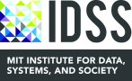 Logo for MIT Institute for Data, Systems, and Society (IDSS)